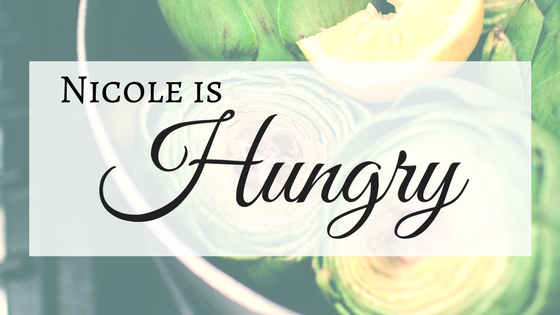Nicole is Hungry | Recipes