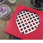 DIY Project: Heart Jewelry Box Upcycle