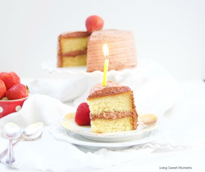 Diabetic Birthday Cake Recipe