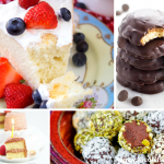 15 Decadent Sugar Free Desserts | Dessert Recipe Round Up
